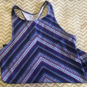Prana work out tank  size small